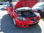 2007 MAZDA 3 - 250 | Dismantling Now | Penrith Auto Recyclers are dismantling major brand cars right now! We offer fully tested second hand, used car parts and genuine or aftermarket products for most of the major brands.