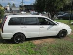 2008 MITSUBISHI LANCER WAGON - 259 | Dismantling Now | Penrith Auto Recyclers are dismantling major brand cars right now! We offer fully tested second hand, used car parts and genuine or aftermarket products for most of the major brands.