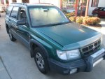 1998 SUBARU FORESTER LOW KMS - 187 | Dismantling Now | Penrith Auto Recyclers are dismantling major brand cars right now! We offer fully tested second hand, used car parts and genuine or aftermarket products for most of the major brands.