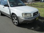 2003 SUBARU FORESTER 2.5 XS - 245 | Dismantling Now | Penrith Auto Recyclers are dismantling major brand cars right now! We offer fully tested second hand, used car parts and genuine or aftermarket products for most of the major brands.