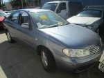 2005 NISSAN PULSAR 75000KMS - 190 | Dismantling Now | Penrith Auto Recyclers are dismantling major brand cars right now! We offer fully tested second hand, used car parts and genuine or aftermarket products for most of the major brands.