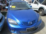 2004 MAZDA 3 SP23 - 246 | Dismantling Now | Penrith Auto Recyclers are dismantling major brand cars right now! We offer fully tested second hand, used car parts and genuine or aftermarket products for most of the major brands.