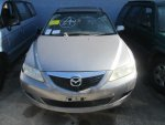 2005 MAZDA 6 SEDAN AUTO  - 202 | Dismantling Now | Penrith Auto Recyclers are dismantling major brand cars right now! We offer fully tested second hand, used car parts and genuine or aftermarket products for most of the major brands.