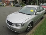 2006 HYUNDAI SONATA V6 LOW KMS - 210 | Dismantling Now | Penrith Auto Recyclers are dismantling major brand cars right now! We offer fully tested second hand, used car parts and genuine or aftermarket products for most of the major brands.