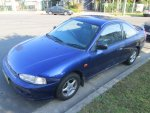1999 LANCER COUPE MANUAL - 182 | Dismantling Now | Penrith Auto Recyclers are dismantling major brand cars right now! We offer fully tested second hand, used car parts and genuine or aftermarket products for most of the major brands.