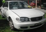 2000 TOYOTA COROLLA HATCH - 50 | Dismantling Now | Penrith Auto Recyclers are dismantling major brand cars right now! We offer fully tested second hand, used car parts and genuine or aftermarket products for most of the major brands.