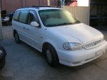 2001 KIA CARNIVAL MANUAL - 61 | Dismantling Now | Penrith Auto Recyclers are dismantling major brand cars right now! We offer fully tested second hand, used car parts and genuine or aftermarket products for most of the major brands.