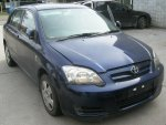 2006 TOYOTA COROLLA HATCH LOW KMS - 81 | Dismantling Now | Penrith Auto Recyclers are dismantling major brand cars right now! We offer fully tested second hand, used car parts and genuine or aftermarket products for most of the major brands.
