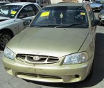 2001 HYUNDAI ACCENT LOW KMS - 91 | Dismantling Now | Penrith Auto Recyclers are dismantling major brand cars right now! We offer fully tested second hand, used car parts and genuine or aftermarket products for most of the major brands.
