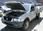 2001 HOLDEN RODEO V6 LOW KMS - 96 | Dismantling Now | Penrith Auto Recyclers are dismantling major brand cars right now! We offer fully tested second hand, used car parts and genuine or aftermarket products for most of the major brands.