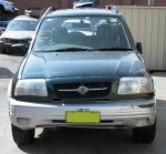 1999 SUZUKI GRAND VITARA - 115 | Dismantling Now | Penrith Auto Recyclers are dismantling major brand cars right now! We offer fully tested second hand, used car parts and genuine or aftermarket products for most of the major brands.