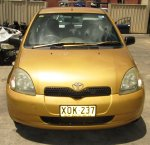2002 TOYOTA ECHO  3DOOR  - 125 | Dismantling Now | Penrith Auto Recyclers are dismantling major brand cars right now! We offer fully tested second hand, used car parts and genuine or aftermarket products for most of the major brands.