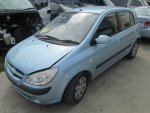 2007 HYUNDAI GETZ MAN - 229 | Dismantling Now | Penrith Auto Recyclers are dismantling major brand cars right now! We offer fully tested second hand, used car parts and genuine or aftermarket products for most of the major brands.