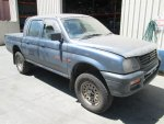 2001 MITSUBISHI TRITON 4WD - 163 | Dismantling Now | Penrith Auto Recyclers are dismantling major brand cars right now! We offer fully tested second hand, used car parts and genuine or aftermarket products for most of the major brands.