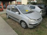 2004 HYUNDAI GETZ LOW KMS - 147 | Dismantling Now | Penrith Auto Recyclers are dismantling major brand cars right now! We offer fully tested second hand, used car parts and genuine or aftermarket products for most of the major brands.