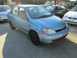 2000 TOYOTA ECHO MANUAL SEDAN - 141 | Dismantling Now | Penrith Auto Recyclers are dismantling major brand cars right now! We offer fully tested second hand, used car parts and genuine or aftermarket products for most of the major brands.