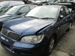 2005 MITSUBISHI LANCER SEDAN  - 130 | Dismantling Now | Penrith Auto Recyclers are dismantling major brand cars right now! We offer fully tested second hand, used car parts and genuine or aftermarket products for most of the major brands.