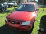 2001 HYUNDAI ACCENT MANUAL  - 144 | Dismantling Now | Penrith Auto Recyclers are dismantling major brand cars right now! We offer fully tested second hand, used car parts and genuine or aftermarket products for most of the major brands.