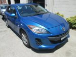 2012 MAZDA  3 AUTO LOW KM - 271 | Dismantling Now | Penrith Auto Recyclers are dismantling major brand cars right now! We offer fully tested second hand, used car parts and genuine or aftermarket products for most of the major brands.