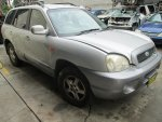 2002 SANTA FE - 175 | Dismantling Now | Penrith Auto Recyclers are dismantling major brand cars right now! We offer fully tested second hand, used car parts and genuine or aftermarket products for most of the major brands.
