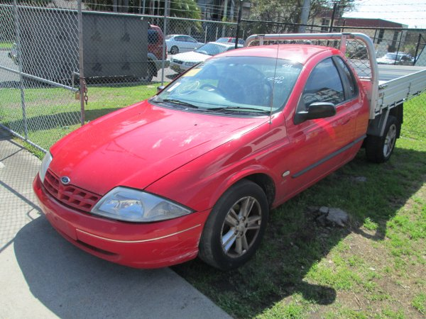 2000 AU FALCON UTE | Dismantling Now | Penrith Auto Recyclers are dismantling major brand cars right now! We offer fully tested second hand, used car parts and genuine or aftermarket products for most of the major brands. (../../dc/gallery/001.jpg)