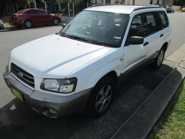 2003 SUBARU FORESTER 2.5 XS | Dismantling Now | Penrith Auto Recyclers are dismantling major brand cars right now! We offer fully tested second hand, used car parts and genuine or aftermarket products for most of the major brands. (../../dc/gallery/001_10.jpg)
