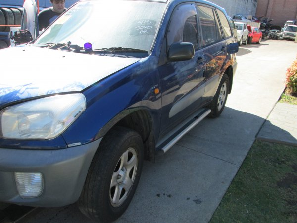 2002 TOYOTA RAV 4 | Dismantling Now | Penrith Auto Recyclers are dismantling major brand cars right now! We offer fully tested second hand, used car parts and genuine or aftermarket products for most of the major brands. (../../dc/gallery/001_11.jpg)