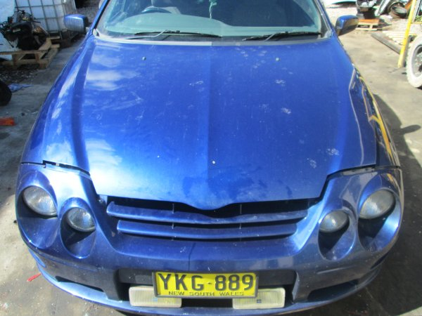 2001 FORD FALCON XR6  | Dismantling Now | Penrith Auto Recyclers are dismantling major brand cars right now! We offer fully tested second hand, used car parts and genuine or aftermarket products for most of the major brands. (../../dc/gallery/001_3.jpg)