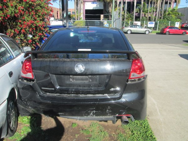 2008 HOLDEN VE SV6 MANUAL | Dismantling Now | Penrith Auto Recyclers are dismantling major brand cars right now! We offer fully tested second hand, used car parts and genuine or aftermarket products for most of the major brands. (../../dc/gallery/001_6.jpg)