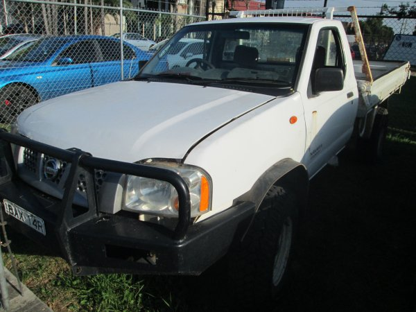 2004 NISSAN NAVARA TURBO DIESEL 4WD | Dismantling Now | Penrith Auto Recyclers are dismantling major brand cars right now! We offer fully tested second hand, used car parts and genuine or aftermarket products for most of the major brands. (../../dc/gallery/001_7.jpg)