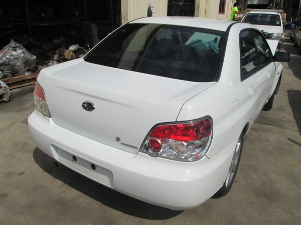 2006 SUBARU IMPREZA SEDAN AUTO  | Dismantling Now | Penrith Auto Recyclers are dismantling major brand cars right now! We offer fully tested second hand, used car parts and genuine or aftermarket products for most of the major brands. (../../dc/gallery/001_8.jpg)