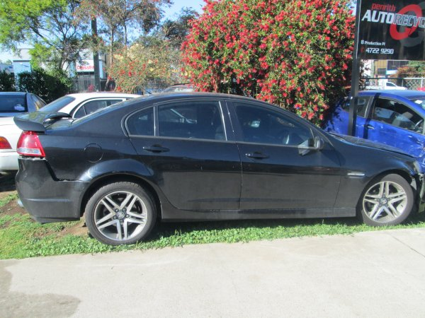2008 HOLDEN VE SV6 MANUAL | Dismantling Now | Penrith Auto Recyclers are dismantling major brand cars right now! We offer fully tested second hand, used car parts and genuine or aftermarket products for most of the major brands. (../../dc/gallery/002_11.jpg)