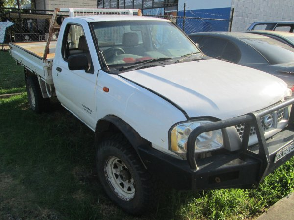2004 NISSAN NAVARA TURBO DIESEL 4WD | Dismantling Now | Penrith Auto Recyclers are dismantling major brand cars right now! We offer fully tested second hand, used car parts and genuine or aftermarket products for most of the major brands. (../../dc/gallery/002_14.jpg)