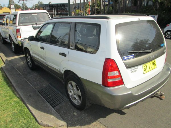 2003 SUBARU FORESTER 2.5 XS | Dismantling Now | Penrith Auto Recyclers are dismantling major brand cars right now! We offer fully tested second hand, used car parts and genuine or aftermarket products for most of the major brands. (../../dc/gallery/002_18.jpg)
