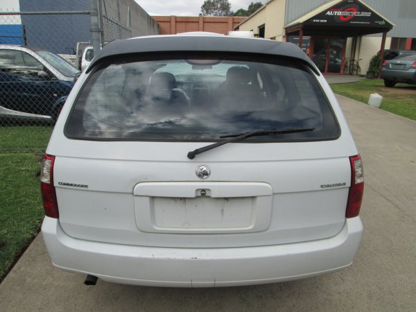 2007 HOLDEN VZ COMMODORE WAGON | Dismantling Now | Penrith Auto Recyclers are dismantling major brand cars right now! We offer fully tested second hand, used car parts and genuine or aftermarket products for most of the major brands. (../../dc/gallery/002_21.jpg)