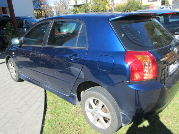 2005 TOYOTA COROLLA | Dismantling Now | Penrith Auto Recyclers are dismantling major brand cars right now! We offer fully tested second hand, used car parts and genuine or aftermarket products for most of the major brands. (../../dc/gallery/002_23.jpg)