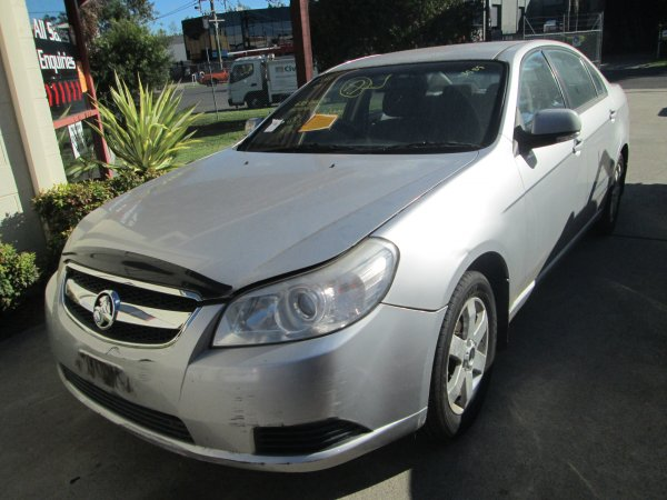 2009 HOLDEN EPICA AUTO LOW KM | Dismantling Now | Penrith Auto Recyclers are dismantling major brand cars right now! We offer fully tested second hand, used car parts and genuine or aftermarket products for most of the major brands. (../../dc/gallery/002_24.jpg)