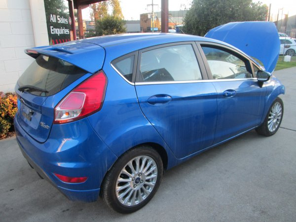 2016 FORD FIESTA WZ TURBO LOW KM | Dismantling Now | Penrith Auto Recyclers are dismantling major brand cars right now! We offer fully tested second hand, used car parts and genuine or aftermarket products for most of the major brands. (../../dc/gallery/002_25.jpg)