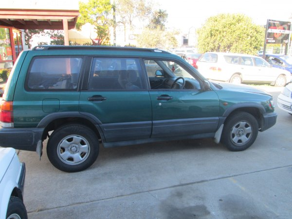 1998 SUBARU FORESTER LOW KMS | Dismantling Now | Penrith Auto Recyclers are dismantling major brand cars right now! We offer fully tested second hand, used car parts and genuine or aftermarket products for most of the major brands. (../../dc/gallery/002_3.jpg)