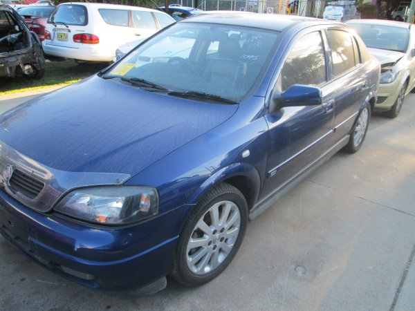 2004 TS ASTRA LOW KMS LEATHER | Dismantling Now | Penrith Auto Recyclers are dismantling major brand cars right now! We offer fully tested second hand, used car parts and genuine or aftermarket products for most of the major brands. (../../dc/gallery/002_7.jpg)