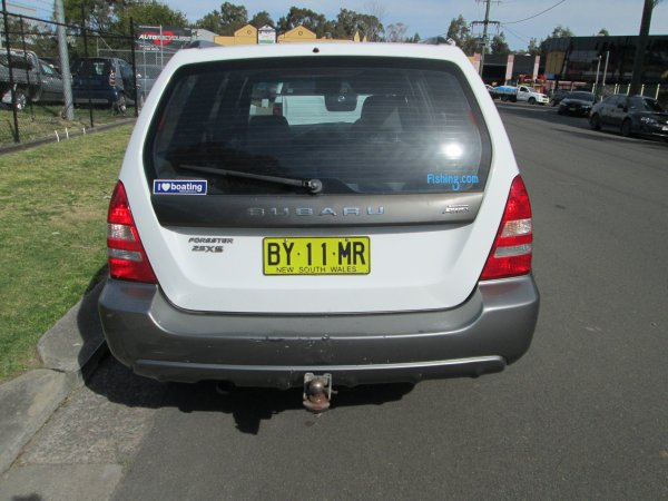 2003 SUBARU FORESTER 2.5 XS | Dismantling Now | Penrith Auto Recyclers are dismantling major brand cars right now! We offer fully tested second hand, used car parts and genuine or aftermarket products for most of the major brands. (../../dc/gallery/003_16.jpg)