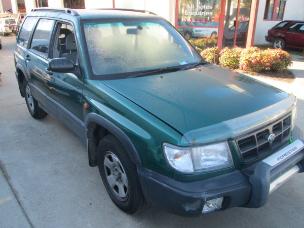 1998 SUBARU FORESTER LOW KMS | Dismantling Now | Penrith Auto Recyclers are dismantling major brand cars right now! We offer fully tested second hand, used car parts and genuine or aftermarket products for most of the major brands. (../../dc/gallery/003_3.jpg)