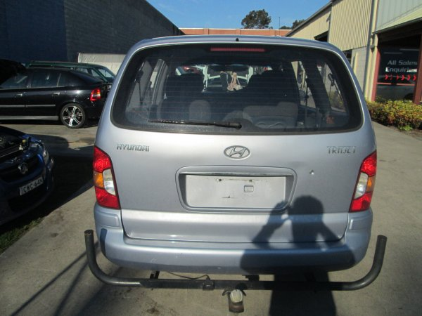 2002 HYUNDAI TRAJET AUTO | Dismantling Now | Penrith Auto Recyclers are dismantling major brand cars right now! We offer fully tested second hand, used car parts and genuine or aftermarket products for most of the major brands. (../../dc/gallery/003_7.jpg)