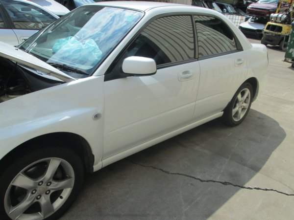 2006 SUBARU IMPREZA SEDAN AUTO  | Dismantling Now | Penrith Auto Recyclers are dismantling major brand cars right now! We offer fully tested second hand, used car parts and genuine or aftermarket products for most of the major brands. (../../dc/gallery/004_12.jpg)