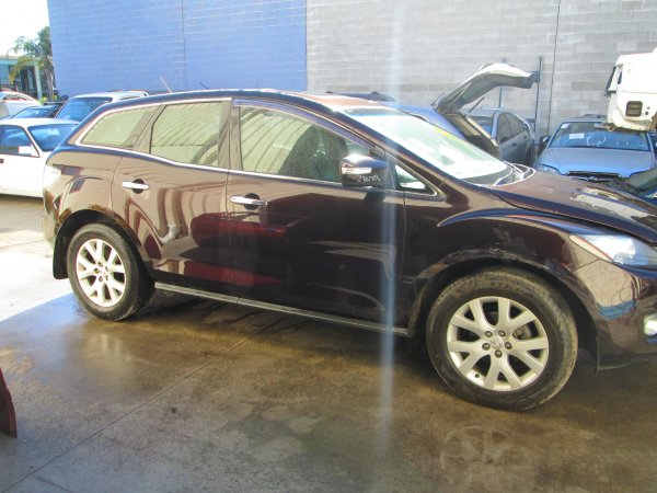 2008 MAZDA CX7 | Dismantling Now | Penrith Auto Recyclers are dismantling major brand cars right now! We offer fully tested second hand, used car parts and genuine or aftermarket products for most of the major brands. (../../dc/gallery/004_15.jpg)