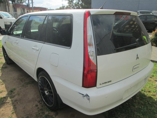 2008 MITSUBISHI LANCER WAGON | Dismantling Now | Penrith Auto Recyclers are dismantling major brand cars right now! We offer fully tested second hand, used car parts and genuine or aftermarket products for most of the major brands. (../../dc/gallery/004_22.jpg)