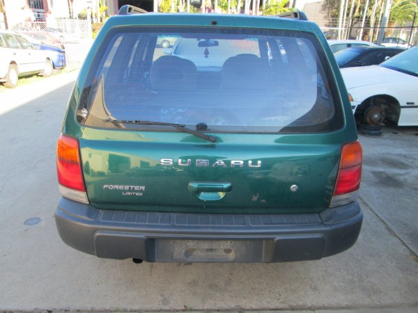 1998 SUBARU FORESTER LOW KMS | Dismantling Now | Penrith Auto Recyclers are dismantling major brand cars right now! We offer fully tested second hand, used car parts and genuine or aftermarket products for most of the major brands. (../../dc/gallery/004_3.jpg)