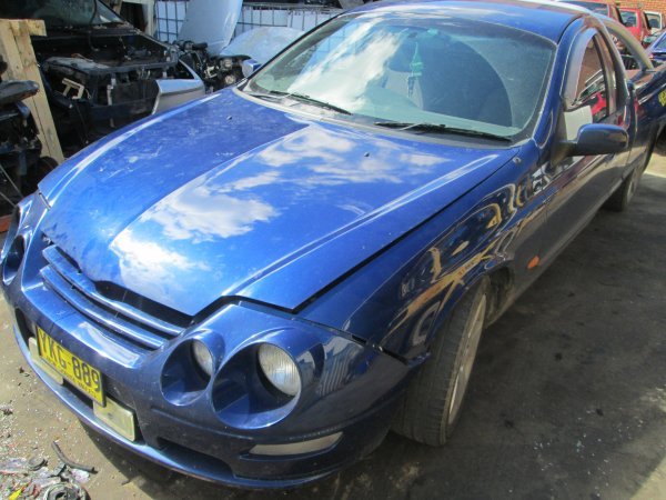 2001 FORD FALCON XR6  | Dismantling Now | Penrith Auto Recyclers are dismantling major brand cars right now! We offer fully tested second hand, used car parts and genuine or aftermarket products for most of the major brands. (../../dc/gallery/004_4.jpg)
