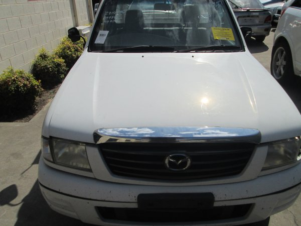 2004 MAZDA BRAVO MANUAL  | Dismantling Now | Penrith Auto Recyclers are dismantling major brand cars right now! We offer fully tested second hand, used car parts and genuine or aftermarket products for most of the major brands. (../../dc/gallery/004_8.jpg)