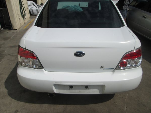 2006 SUBARU IMPREZA SEDAN AUTO  | Dismantling Now | Penrith Auto Recyclers are dismantling major brand cars right now! We offer fully tested second hand, used car parts and genuine or aftermarket products for most of the major brands. (../../dc/gallery/005_10.jpg)